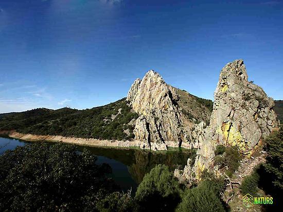 Salto del Gitano. P.N de Monfragüe.