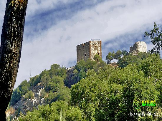 Visita al Castillo de Monfragüe.