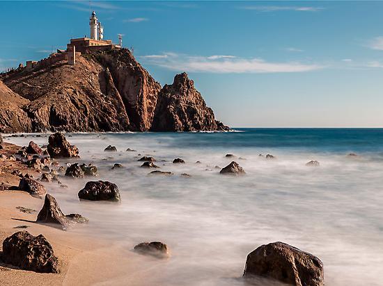 Cabo de Gata Lighthouse
