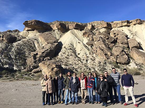 Geology and cinema interpretation