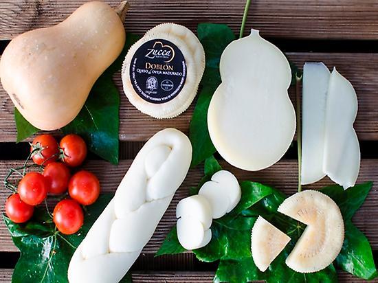 Zucca cheeses