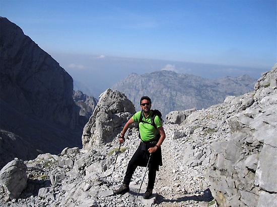 Route Pico Urriellu