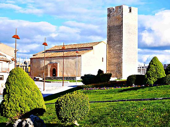 Iglesia de San Martín. Cuéllar, Segovia.