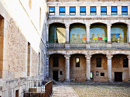Palacio de los Duques de Alburquerque.