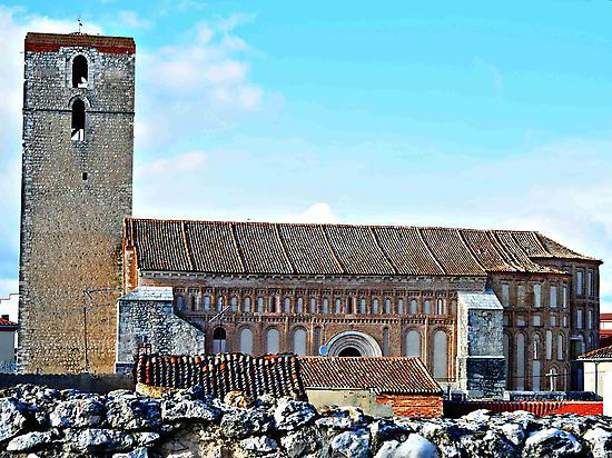 Iglesia de San Andrés. Cuéllar, Segovia.