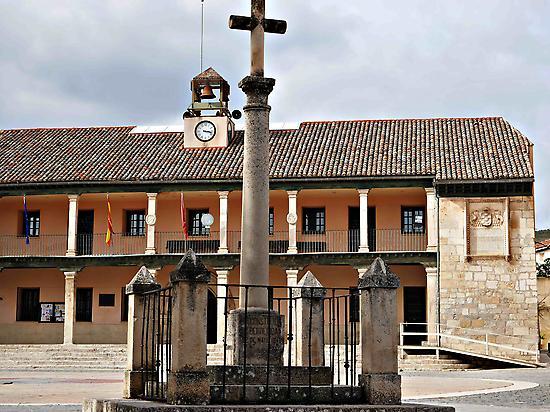 Ayuntamiento de Torrelaguna, Madrid.