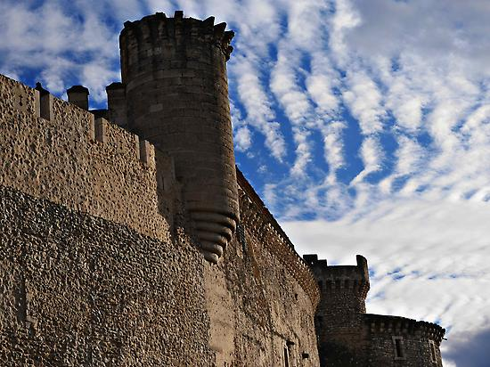 Castillo de Cuéllar, Segovia.