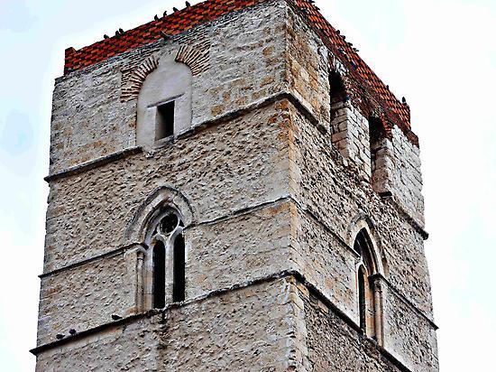 Torre mudéjar. Cuéllar, Segovia.