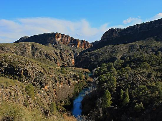 Almadenes Canyon