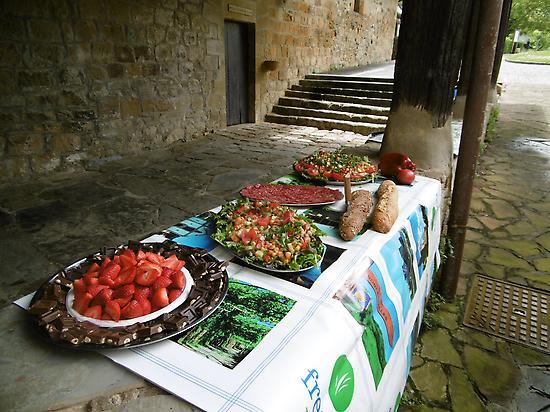 Fresco Tours Gourmet Picnics