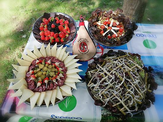 Gourmet Picnic along the Camino