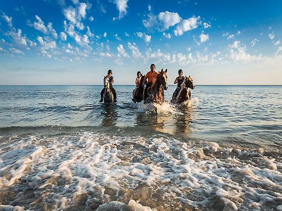 ENJOING SEA