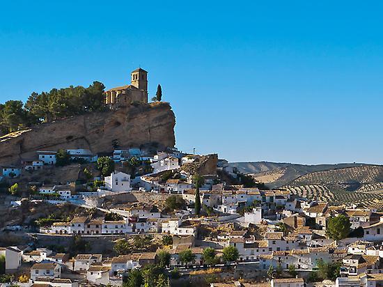 Alhama de Granada, a spectacular village