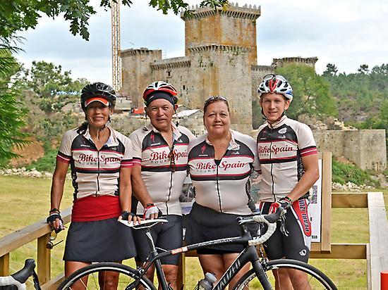 Camino Santiago, bicicleta