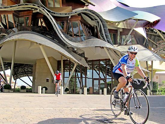 Cycling in La Rioja
