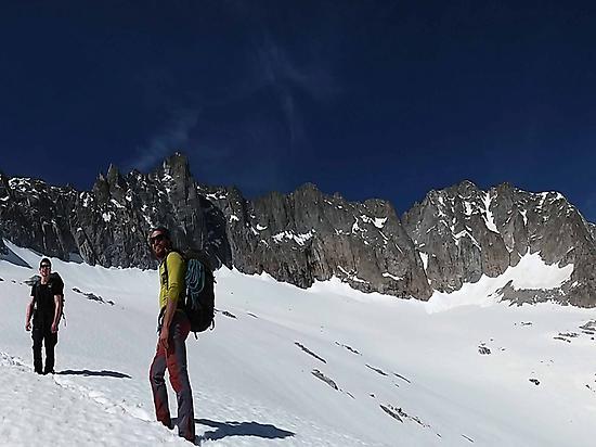 Salenques Ridge to Aneto 3.404m
