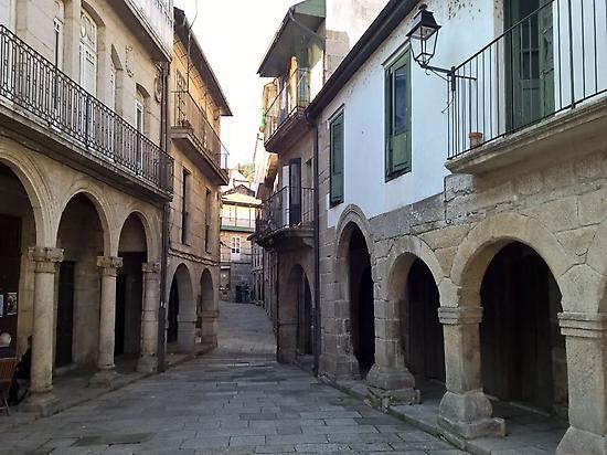 Walking the Camino through O Ribeiro