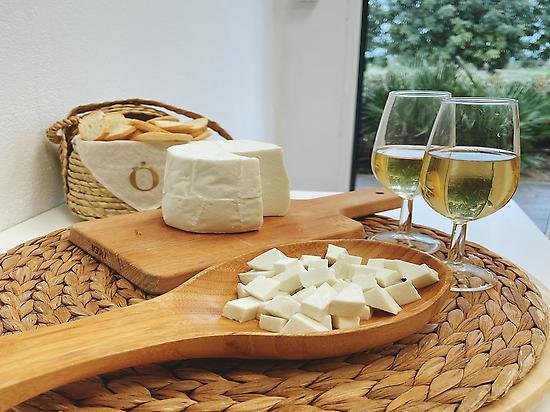 El Bucarito Cheese Tasting