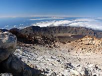 Teide-Krater
