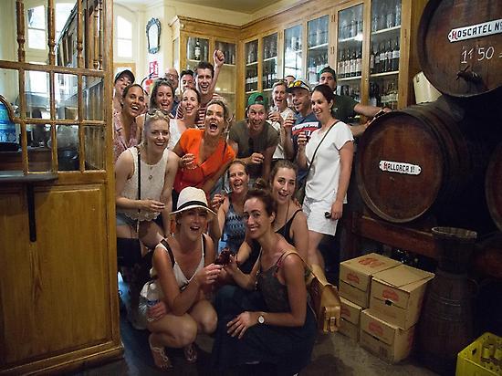 Wine and Tapas Tour in the Bodega