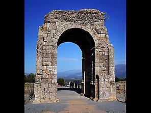 Cáparra Arch
