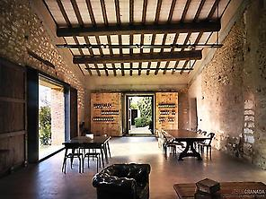 DINNING ROOM AT VIÑEDOS DEL CONTINO