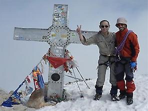 Cumbre del ANETO (3.404 m.)