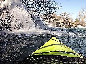 Kayak en Lagunas de Ruidera