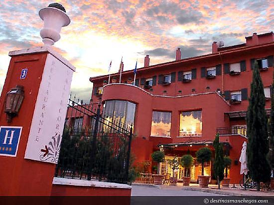 Parque Cabañeros Hotel