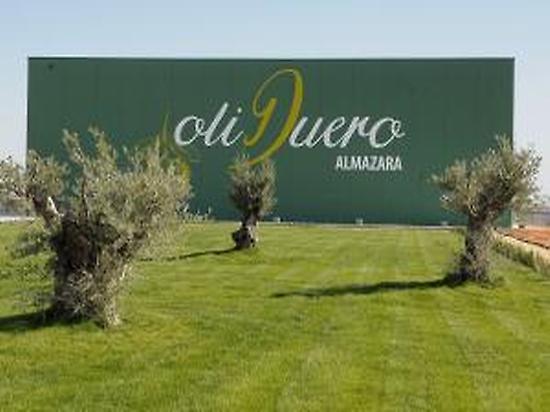 Front of the Oliduero Oilmill