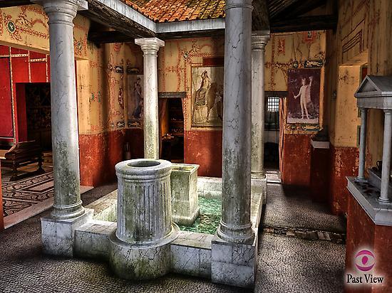Un domus romain.