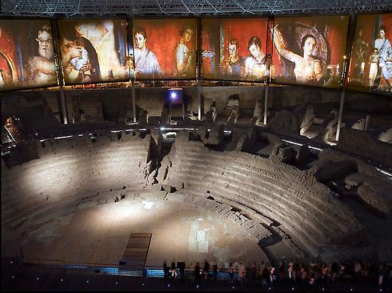 Roman theatre of Caesaraugusta