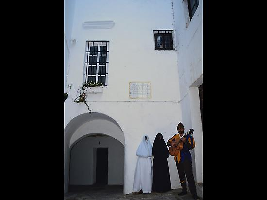 Guided Tour THE DARK NIGHT OF VEJER