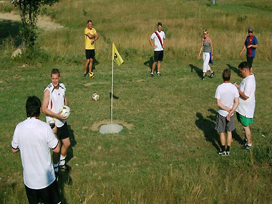 Fútbol-Golf
