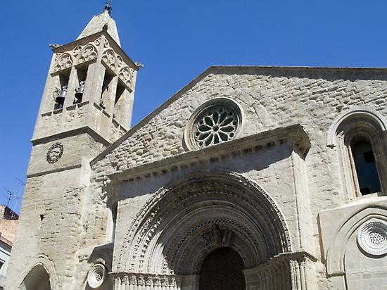 Church of Santa Maria of Agramunt