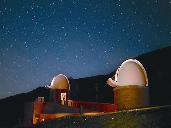 Planetarium and observing session (COU)