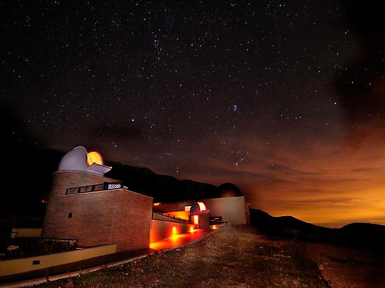 Observation Centre of the Universe