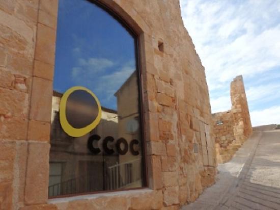 Culture Centre of Catalonia Oil