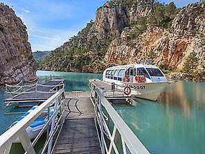 Barco ruta