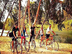 Bike rout