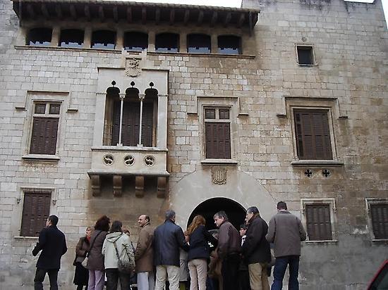 Historical Vilafranca tour