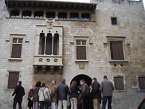 Centro histórico Vilafranca