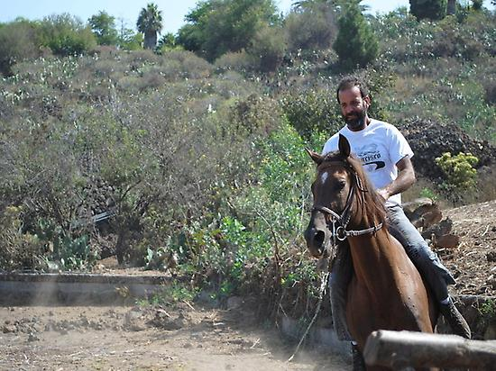 Horse riding Tour in Los Arenales