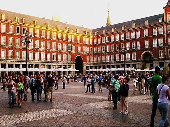 The most original way to visit Madrid