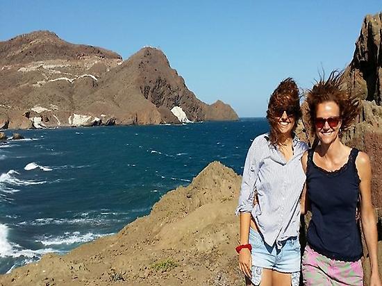 Geological hiking in Rodalquilar