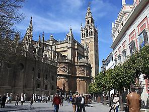 Cathedral and Giralda of Seville