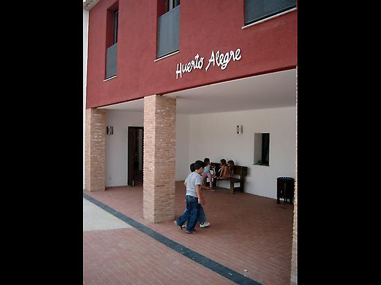 Entrance Huerto Alegre
