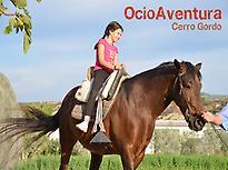 Ride horseback
