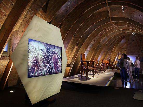 Gaudi Exhibition at The Whale Attic