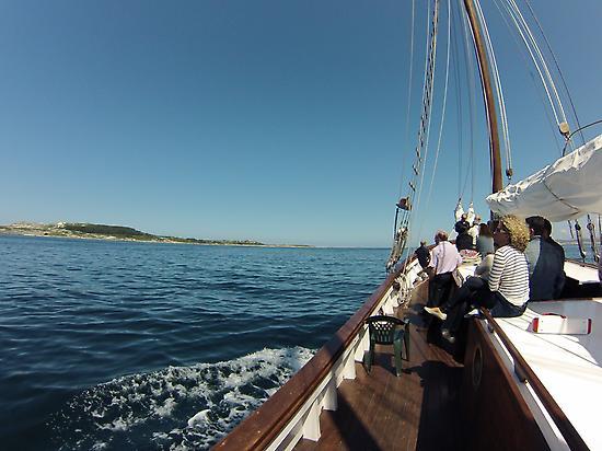 Sailboat tour 2